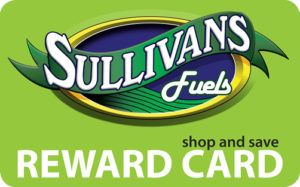 Sullivan's Fuel Saver Card