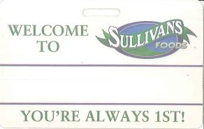 Sullivans ID card