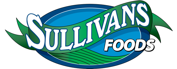 A theme footer logo of Sullivan's Foods