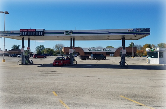 Kewanee Fuel Station
