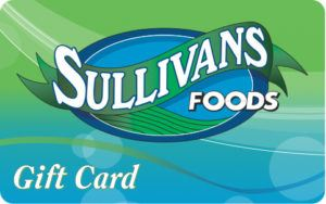 Purchase Sullivan's Gift Cards | The Perfect Gift