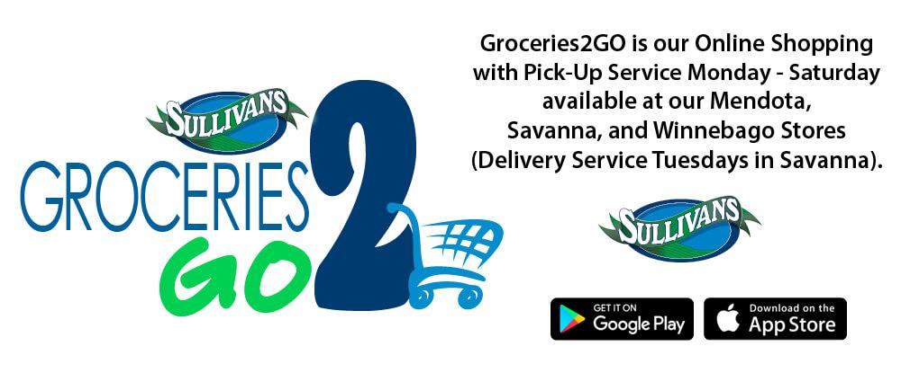 Sullivan's Foods Online Shopping