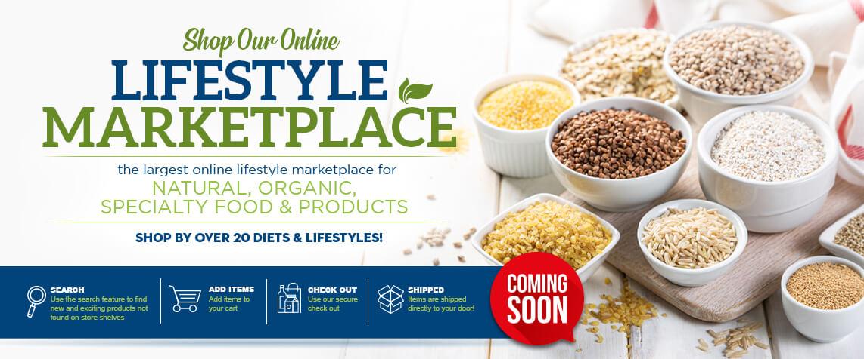 Sullivan's Foods Lifestyle Marketplace portal